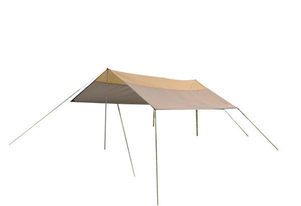 Outdoor Sun Shelter Tent Camping Beach Tent Sun Shelter Waterproof Gazebo Canopy Tnet Garden Car Sun Shade