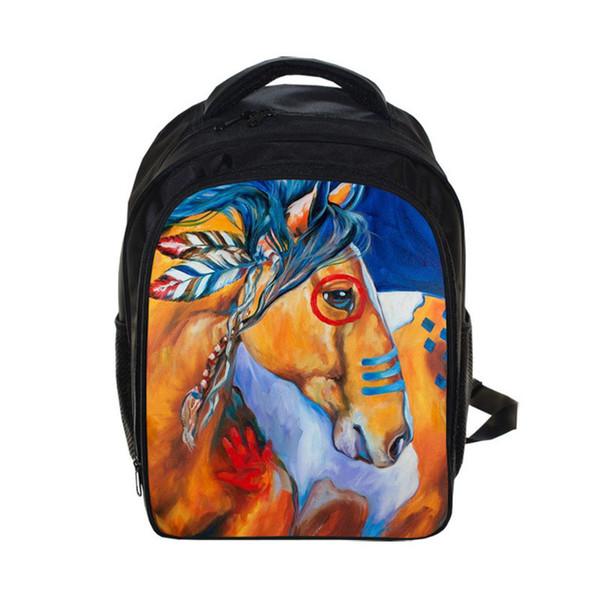 Kids Cartoon Movie Backpack 2017 for Boys Girls Backpacks Animal Pattern Schoolbag Kids Daily Backpacks Best Gift Bag