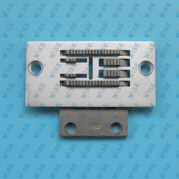 #541936+541647 SINGER 20U ZIG ZAG MACHINE THROAT PLATE/FEED DOG for singer sewing machine parts for domestic sewing machines.