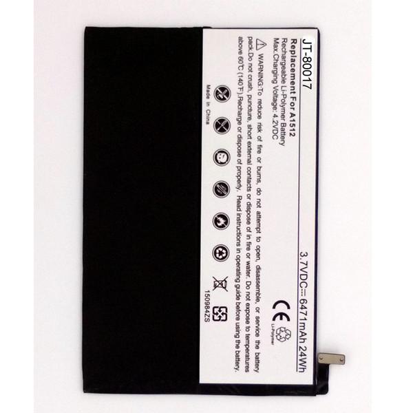 For Ipad Mini2 Battery 6471mah 100 Original A1512 For Ipad Mini 2