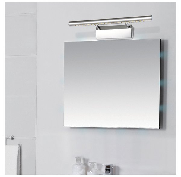 5w7w9w LED Mirror Lights Vanity Light Bathroom Light Make Up Wall Light Picture Front Lamp With Switch 28cm 40cm 55cm 70cm