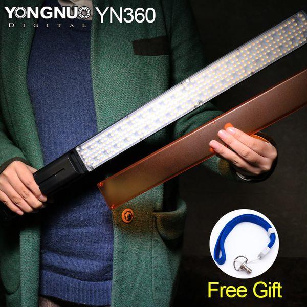 Acheter Gros Yongnuo Yn360 Glace Pixel Stick Combo Baguette Led Vidéo Lumière 3200k 5500k Rvb Coloré Photo Led Stick De 11192 Du Jimlly