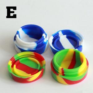 Silicone Jar: E