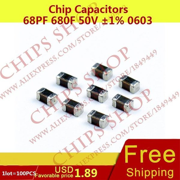 16 V 470 pF ± 1/% C 1608 Metric 10 X SMD Multilayer Ceramic Capacitor 0603