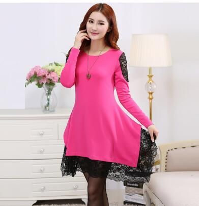 7ce778b680958 Quality Linen Maternity Dresses Autumn Long Sleeve Clothes for Pregnant  Women Clothing for Pregnancy 2017 New
