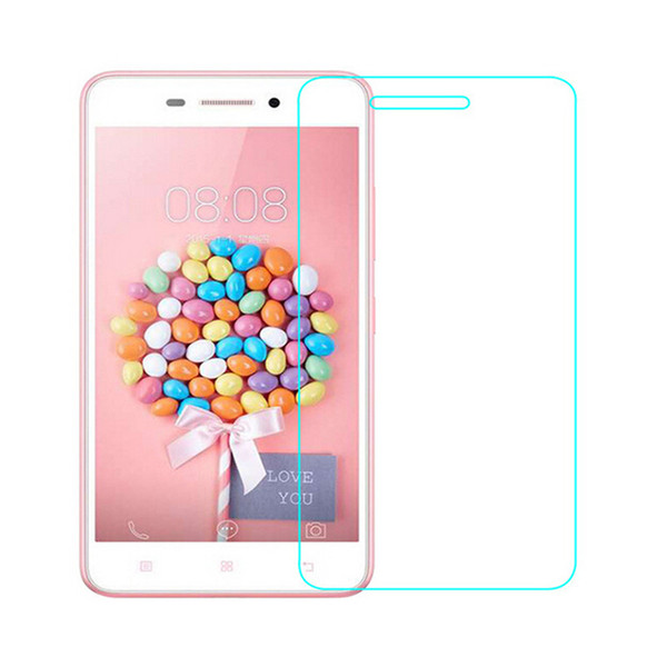 Wholesale-Original 9H 0.26mm High Clear Explosion-proof Front LCD Tempered Glass For Lenovo S60 S 60 S60W S60T Screen Protector Glass Film
