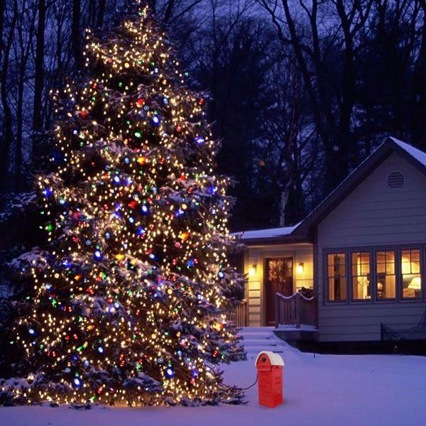 Christmas led lights christmas tree decorations 100led saline water christmas led lights christmas tree decorations 100led saline water xmas led string light indoor outdoor home workwithnaturefo