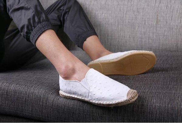 HOT Size 36-45 Wholesale Brand Fashion Women Solid sequins Flats Shoes Sneakers Women and Men Canvas Shoes loafers casual shoes Espadrilles