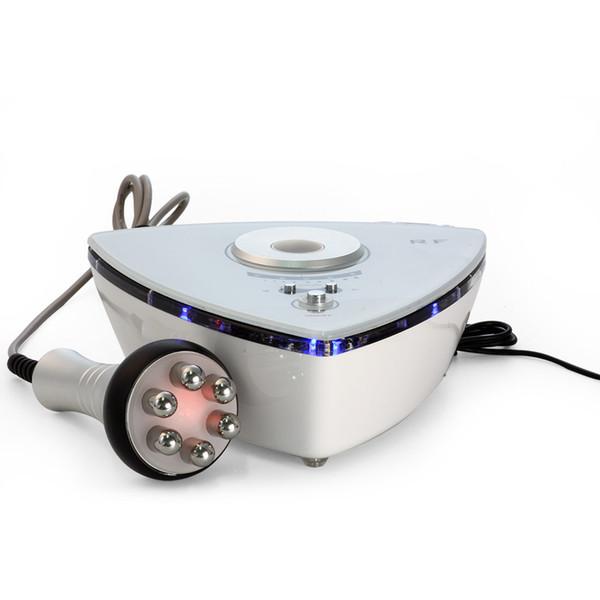 2017 Corée multipolaire radiofréquence peau serrage RF machine élimination des rides machine faciale CE approbation utilisation à domicile DHL Livraison gratuite