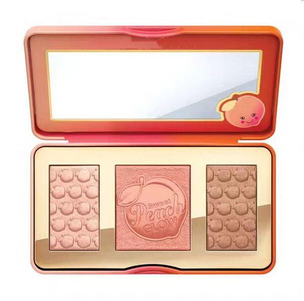 Бесплатная доставка ePacket! макияж сладкий персик свечение настаивается маркеры бр