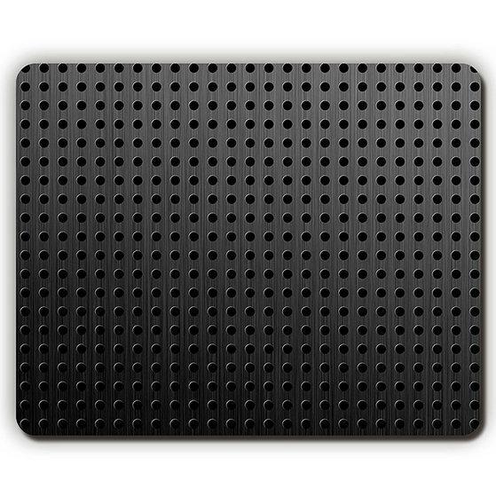 mouse pad, fundo de textura de malha escura, Game Office MousePad