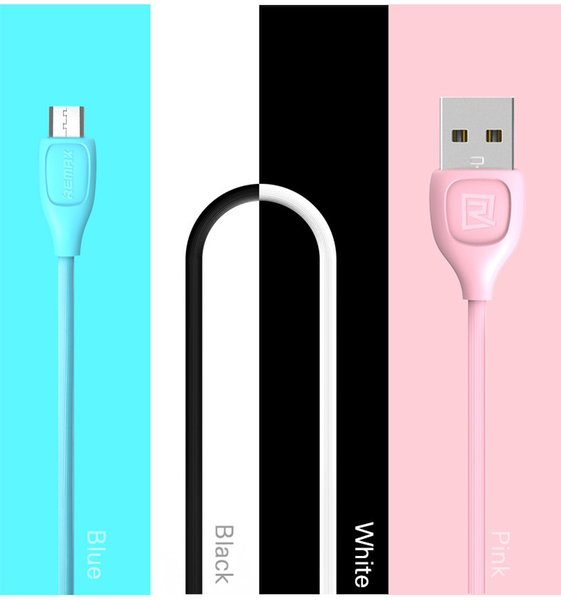 2016 Remax USB Cable Fast Charging Data Sync Cable with Retail Package For android samsung
