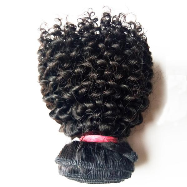 Factory Direct Sale Brazilian Virgin Hair sexy Kinky Curly hair extension wholesale and retail short 8-12inch Indian remy Human Hair