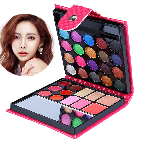 New Fashion Burgundy Eyeshadow palette Makeup Royal Peach Palette Jenner Eyeshadow Eyeshadow Palette free shipping FB022