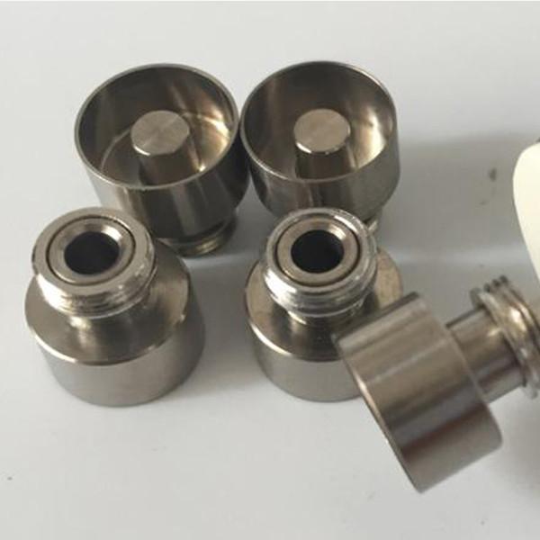 Bobina de repuesto al por mayor para la bobina de cerámica del buñuelo de la bobina Titanium / la bobina de cuarzo para Gr H cera del clavo hierba seca vapor de la pluma del vape