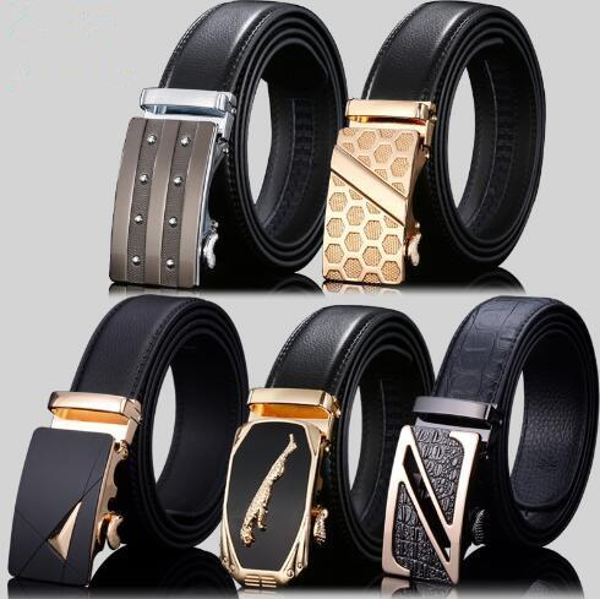 78 стили бренд дизайнер мужские ремни европейский стиль бренд пояса высокое качество искусственная кожа автоматические пряжки ремни CCA7706 100 шт.