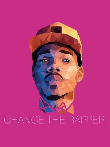 Chance der Rapper Acid Rap Stoff Poster 32