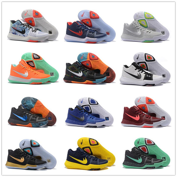 kyrie irving 3 shoes