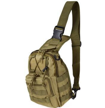 600D Durable Outdoor Shoulder Military Oxford Camping Hiking Bag Tactical Backpack Utility Camping Travel Hiking Trekking Bag