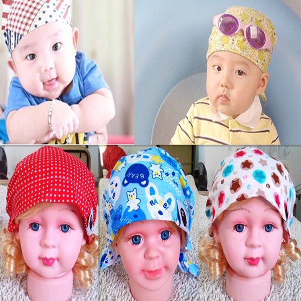 Manufacturers wholesale baby pirates hat children maternal and infant hat hat man head cotton