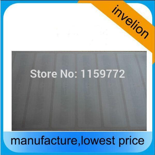 Wholesale 865 868 MHz 96 Bits Uhf Rfid Adhesive Tag Alien H3 Chip 5