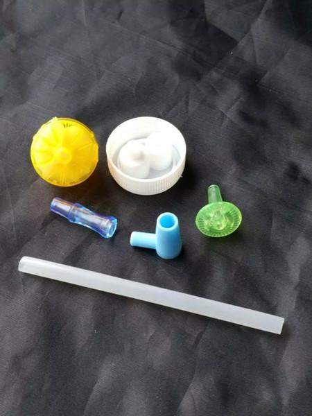 Accesorios hechos en casa de los bongs del vidrio de la cachimba, accesorios al por mayor de los bongs de cristal, cachimba de cristal, envío libre del humo de la pipa de agua
