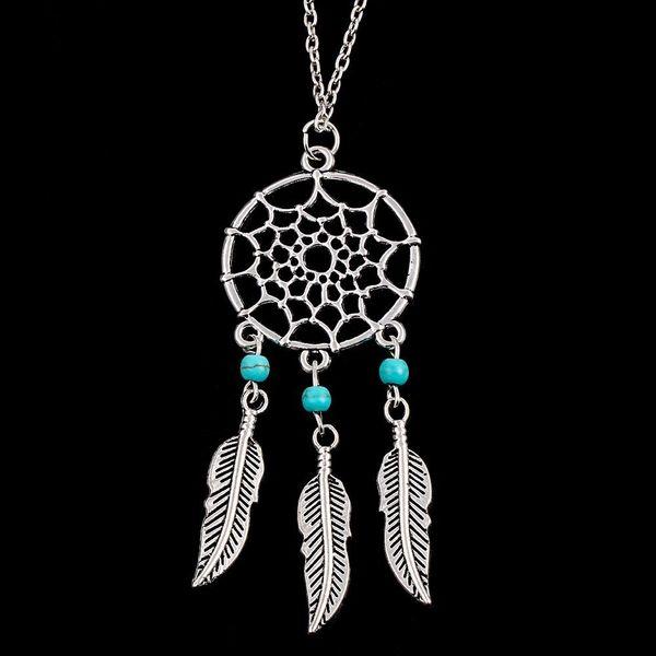 Statement Necklaces 2016 Bohemian Gypsy Ethnic Choker Vintage Necklaces & Pendants Leaf Tassel Fine Jewelry Pendant Maxi Colar Necklaces