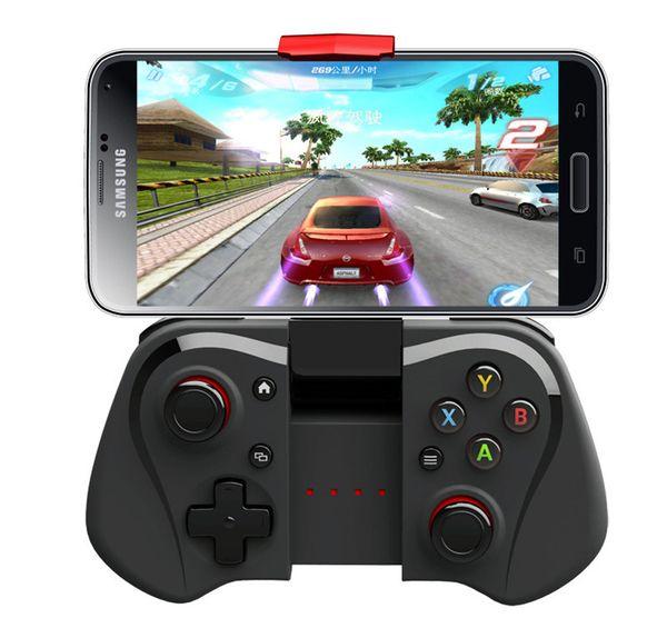 NUEVA IPEGA PG-9033 Bluetooth V3.0 inalámbrico Telescopic Gaming Controller Gamepads para iOS Android teléfonos tabletas iPhone iPad Samsung