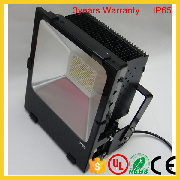 200W led flood light projection lamp gym led lighting outdoor garden spotlights tunnel light IP65 SMD2835 3years warranty meanwell driver
