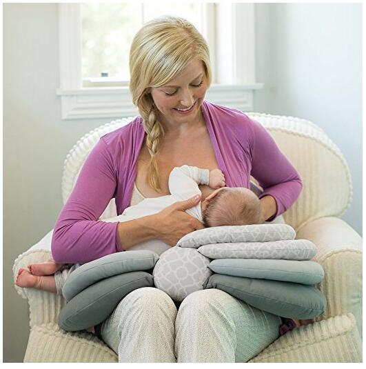best selling Baby Nursing Pillow Elevate Adjustable Nursing Pillows Fall Flat Infant Pads Pillow Children Nursery bedding MYP 001