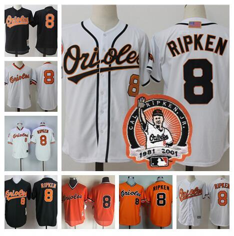 64621d8c9 hot mitchell and ness 1989 orioles 5 brooks robinson cream throwback  stitched mlb jersey 87603 f9035; cheapest mens baltimore orioles 8 cal  ripken jr. ...