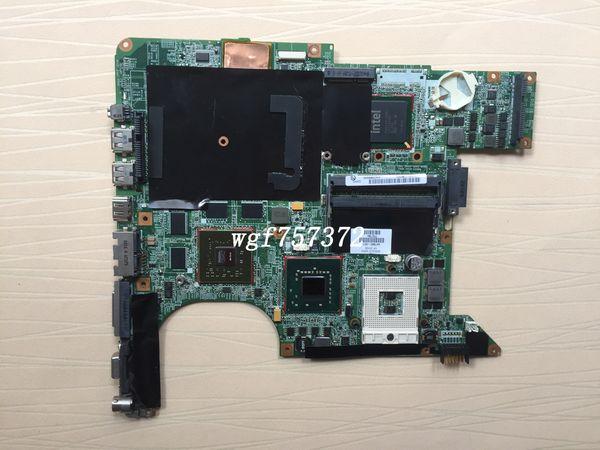 Para HP Pavilion dv9000 dv9500 dv9600 dv9700 laptop motherboard 447982-001 965 hp ddr2 soquete 478 notebook sistema