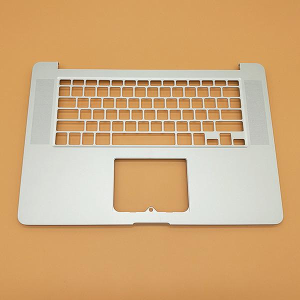 "Genuine New US Standard Laptop Keyboard Palmrest Top Case Palmrest For Macbook Pro 15"" A1398 Retina 2013 2014 Year"