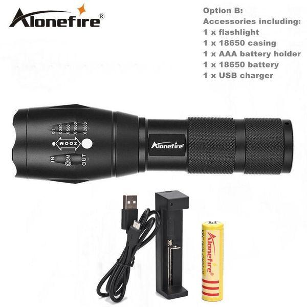 flashlight D