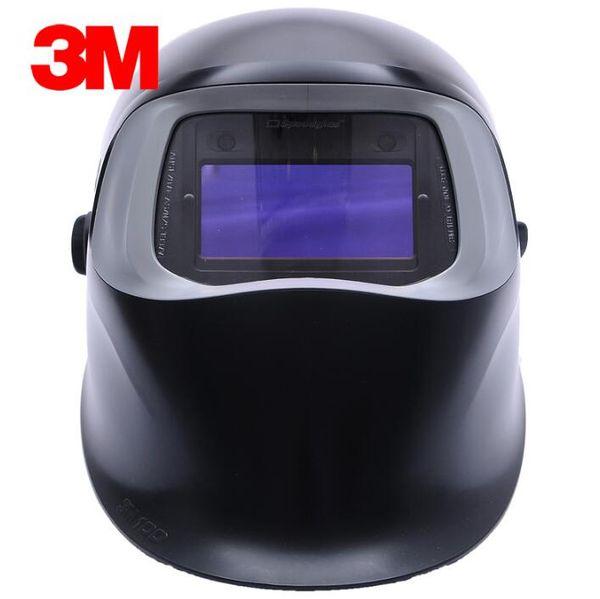 3 M SpeedglasTM 100 V Otomatik Değişken Işık Kaynak Maskesi Koruma Maskesi argon arc boyama