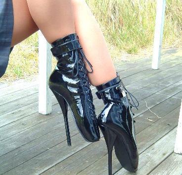 Сапоги туфли секс