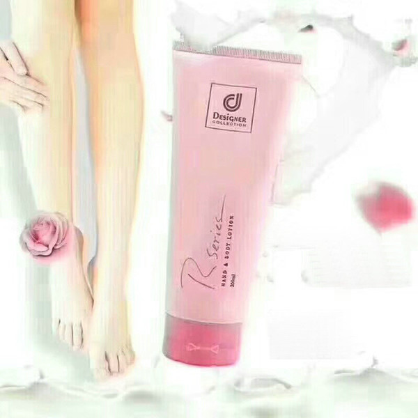 retail new 3pcs Malaysia Designer Collection 200ml Romantic perfume hand body lotion Cream Popular Beauty body Products