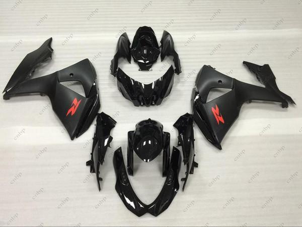 Bodywork GSXR1000 2010 ABS Fairing GSXR 1000 2011 Black Body Kits for Suzuki GSXR1000 10 11 2009 - 2014 K9