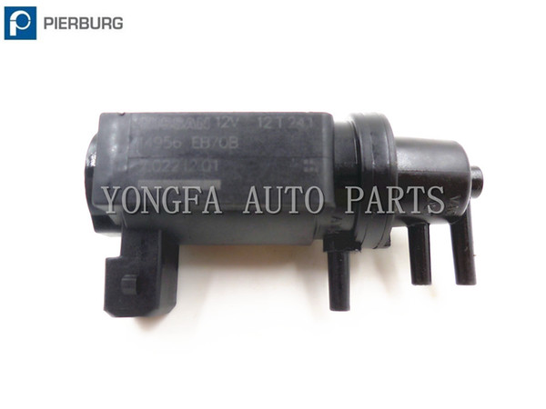 best selling For Nissan D40 2.5 dCi 4WD turbo solenoid valve 14956-EB70B,7.02212.01
