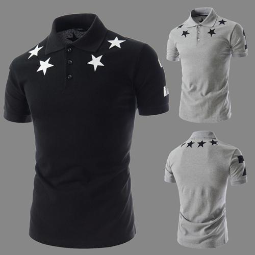 2017 Breathable Cotton Casual Men Brand Mens Design Polo Shirts Short For Men Top Brand Men Polo Shirts