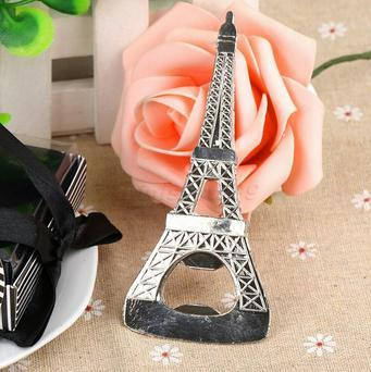 Eiffel Tower Bottle Openers Party Favors Wedding Shower Gift Kitchen Gadgets Corkscrew for Wine Opener for Canned Food