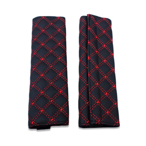 1 set di coperture per cinture di sicurezza morbide per auto Spallacci Cinturino confortevole 1 set = 1 paio