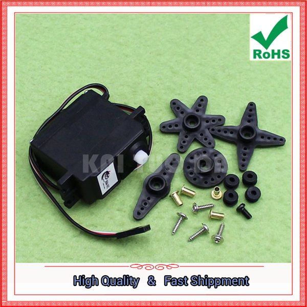 Retail And Wholesale 360 Degree Continuous Rotation Servo 360 Servo 360  Degree Steering Gear Dc Gear Motor C5a1 Online Gadgets Online Mobile Stores