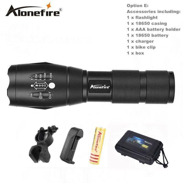 flashlight F