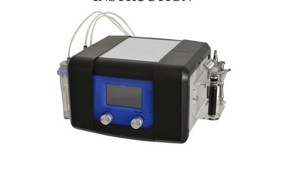 2017 touch screen pompa tedesca SPA Salon uso 3 in 1 diamante pelle jet peel acqua idro microdermoabrasione dermoabrasione ossigeno macchina facciale