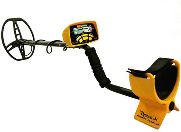 Metal detector underground md-6350 handheld gold detector gold and silver can be distinguished treasure hunter