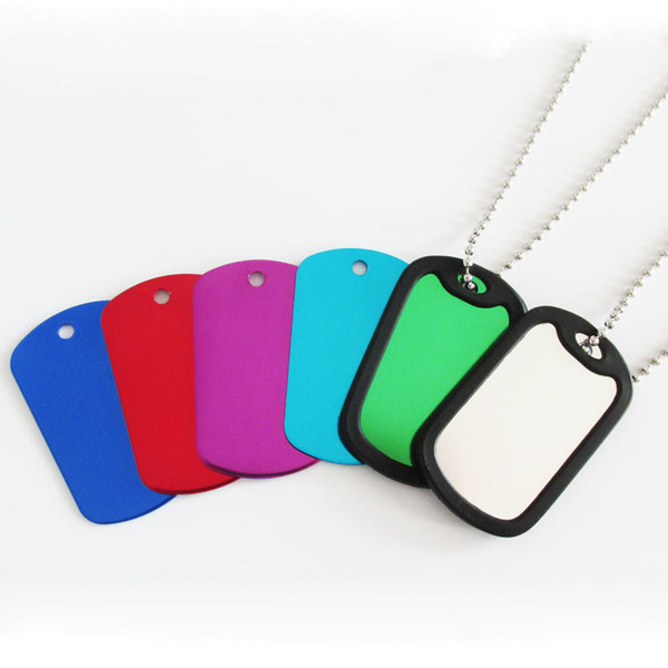 Mixed color tags