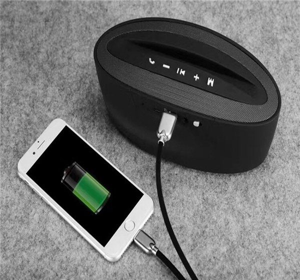 Newnest BZ B32 portable wireless bluetooth speaker with power bank and holder functionsStereo Bass Hands-free For MP3 Smartphone