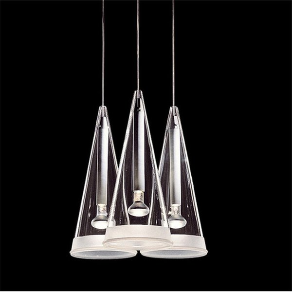 Modern flos fucsia pendant lamp suspension lighting chandelier light 3 6 8 12
