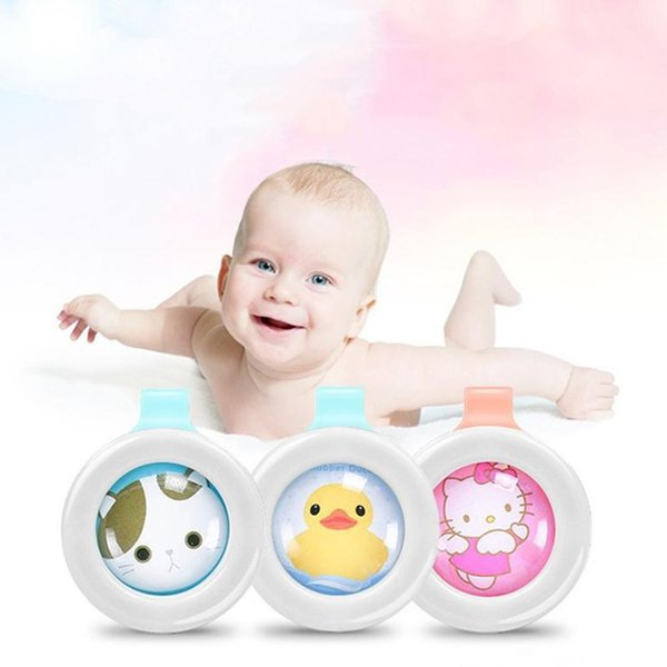 best selling 500pcs hot Baby Pest Control anti-mosquito button Cute Animal Cartoon Mosquito Repellent Clip Buckle non-toxic mosquito repellent buckle